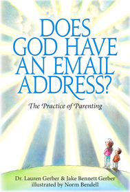 Does God Have An Email Address - Book Cover