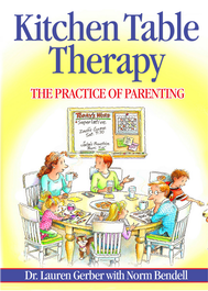 Kitchen Table Therapy - Book Cover